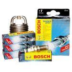 Bosch +7 FR7LDC+ svećica Fiat, VW 4kom.
