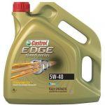 Castrol EDGE Turbo Diesel SAE 5W40  4Lit.