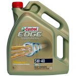 Castrol EDGE Turbo Diesel SAE 5W40  5Lit.