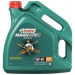 Castrol Magnatec DPF Diesel SAE 5W40  4Lit.