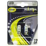 Narva LED 12V 0,5W  2kom.