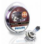 Philips 12V H4 60/55W +60% Vision Plus  2kom.