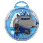 Philips Garnitura 12V H7+H1