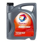 Total Rubia 4400 SAE 15W40  5Lit.