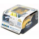 Narva auto sijalica 12V H1 Range Power White (RPW) 55W +30% Xenon Effect 2kom.