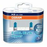 Osram auto sijalica Cool Blue Hyper 12V H3 70W Duo Box