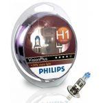 Philips 12V H1 55W +50% Vision Plus 2kom.