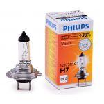 Philips 12V H7 55W +30% Premium Vision
