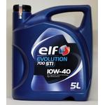 Elf Evolution 700 STI SAE 10W40 5Lit.