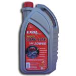 Exol Supra Long Life SAE 20W60  4Lit.