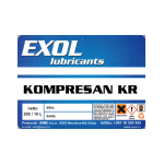 Exol Kompresan KR 100 10Lit. ulje za rotacione vazdušne kompresore