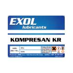Exol Kompresan KR 320 10Lit. ulje za rotacione vazdušne kompresore