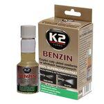 K2 Turbo Benzin aditiv za čišćenje dizni 50ml