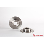 Brembo 08.3636.10 kočioni disk Zastava/Yugo/Fiat