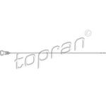 Topran šipka za merenje ulja VW Transporter IV/LT 28-35 II/28-46 II