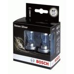Bosch auto sijalica Xenon Silver 12V H7 55W Duopack