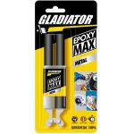 Gladiator Epoxy Max Metal dvokomponentni lepak-tečni metal 28g