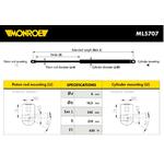 Monroe amortizer gepeka ML5707 KIA Sorento I