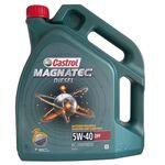 Castrol Magnatec DPF Diesel SAE 5W40  5Lit