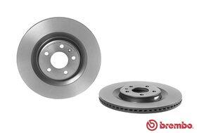 Brembo 09.B969.11 kočioni diskovi par Audi A4 (B8/B9)/A5/A6 (C7/C8)/A7/A8/Q5/Q7/VW Touareg/Porsche Macan