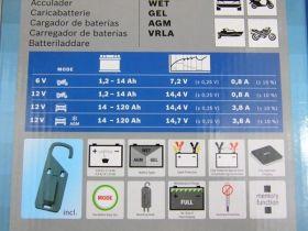 Bosch Punjač akumulatora C3 6V/12V 3,8A