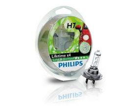 Philips 12V H7 55W Eco Vision Long Life  2kom.