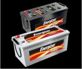 Energizer Commercial 12V 110Ah L+