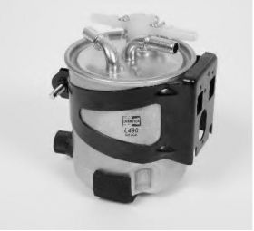 Champion CFF100496 filter goriva Renault Megane II/Scenic II sa priključkom za senzor vode