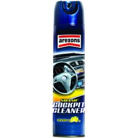 Arexons Cockpit Cleaner antistatik sprej 400ml.