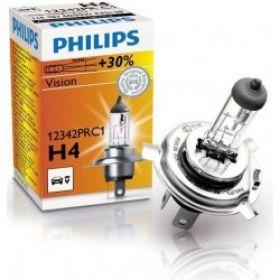 Philips 12V H4 60/55W +30% Premium Vision