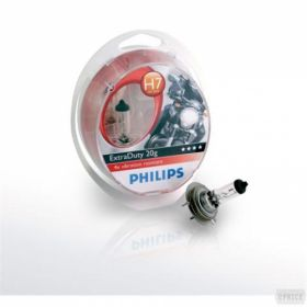 Philips 12V H7 55W +80% Extra Duty