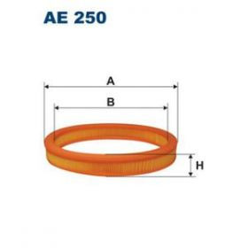 Filtron AE250 filter vazduha Ford Escort IV/V/VI/VII/Fiesta II/III/Orion 1.4/1.6