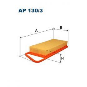 Filtron AP130/3 filter vazduha Ford/Mazda/Citroen/Peugeot/Toyota 1.4HDI/TDCI