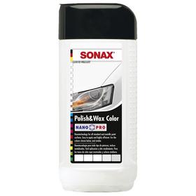Sonax Pasta za poliranje u boji sa voskom 250ml