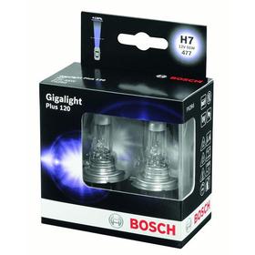 Bosch auto sijalica Gigalight Plus 120 12V H7 55W Duopack