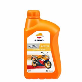 Repsol 2T Moto Sintetico 1Lit. polusintetičko ulje za dvotaktne motore