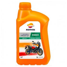 Repsol 4T Moto Rider 10W40  1Lit. ulje za motocikle