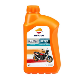 Repsol 4T Moto Sport 10W40  1Lit. polusintetičko ulje za motocikle