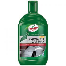 Turtle Wax Carnauba Car Wax vosak za poliranje 500ml