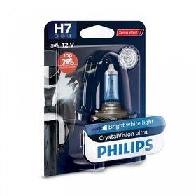 Philips 12V H7 55W CrystalVision Ultra