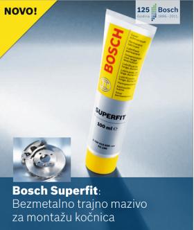Bosch Superfit 100ml. mazivo za podmazivanje kočionih delova
