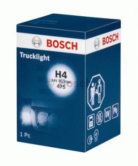 Bosch Trucklight auto sijalica 24V H4 75/70W