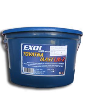 Exol Tovatna mast LM2  3kg.