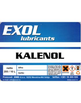 Exol Kalenol 68 10Lit.