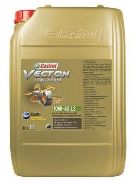 Castrol Vecton Long Drain Low Saps SAE 10W40  20Lit.