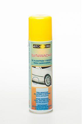 Autobrill Stain Remover za skidanje nečistoća sa karoserije sprej 250ml.