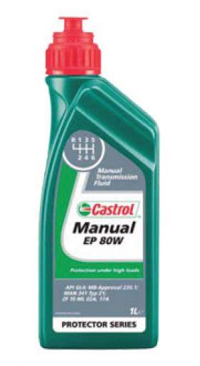 Castrol Manual EP SAE 80W  1Lit.